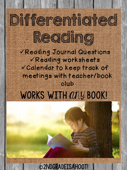 Differentiated Reading Responses and Choice Board