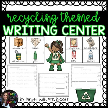 Differentiated Recycling Writing Center