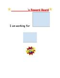 Differentiated Reward Token Boards