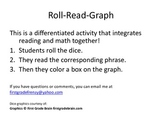 Differentiated Roll-Read-Graph ar and or Fluency Phrases