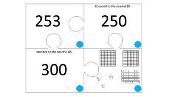 Differentiated Rounding Puzzles