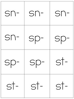 Differentiated S-Blends Matching Game