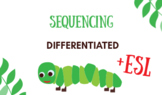 Differentiated Sequencing Lesson Plan w/Sample sheets!