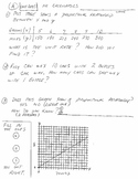 Differentiated Sheets/Assessments for intro to Unit Rates