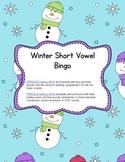 Differentiated Short Vowel Bingo: Word work or Literacy Center (Common Core)