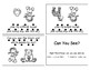 Differentiated Sight Word Readers- Can You See