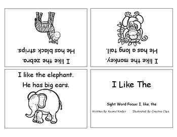 Differentiated Sight Word Readers- Jumbo Pack 1