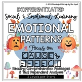 Differentiated Social/Emotional Reading; Emotional Pattern