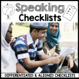 ESL Speaking Rubrics