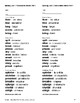 Differentiated Spelling Lists for English Language Learners and All Students