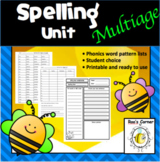 Differentiated Spelling Program