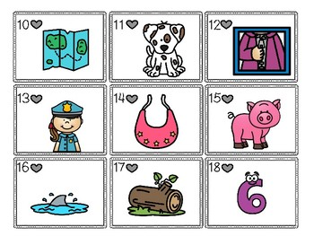 Differentiated Spelling Scoot