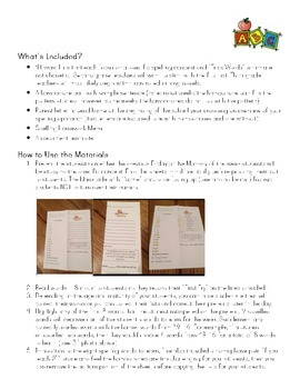Differentiated Spelling for 2nd and 3rd Grade
