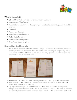 Differentiated Spelling and Academic Vocabulary for Upper Elementary