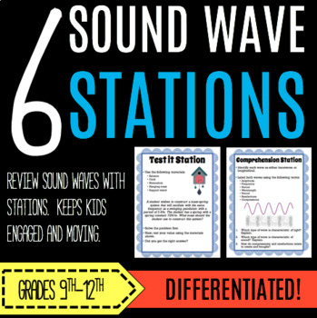 Differentiated Stations: Waves