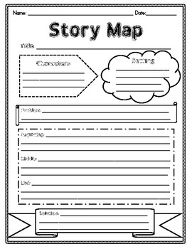 Differentiated Story Maps