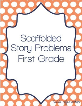 Story Problems for Intervention: First Grade
