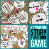 Differentiated Story Structure Game