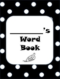 Differentiated Student Word Book