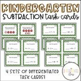 Differentiated Subtraction Task Cards {Within 20}