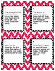 Task Cards Adding and Subtracting Within 20 Word Problems