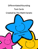 Differentiated Task Cards for Rounding