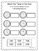 Differentiated Telling Time Packet