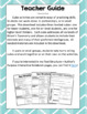 Differentiated Text Structure Cube Activity
