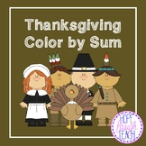 Differentiated Thanksgiving Color By Sum