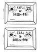 Differentiated Emergent Readers - Cats on Halloween
