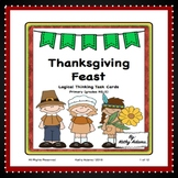 Critical and Differentiated Thinking Thanksgiving
