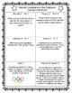 Summer Olympics:Magic Tree House Fact Tracker Flip Book or