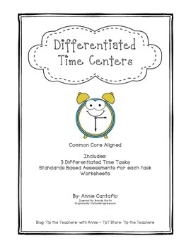 Differentiated Time Centers