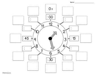 Differentiated Time and Money Activity