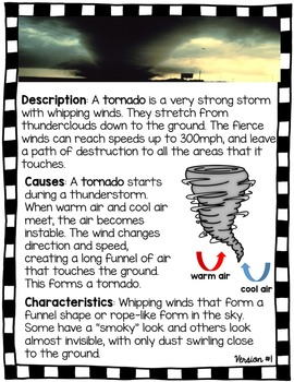 Tornado Research with PowerPoint