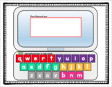Differentiated Typing W/Keyboard (Sight Words)