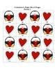 Differentiated Valentine's Day Bingo