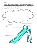 Differentiated Vocabulary Slide Graphic Organizer
