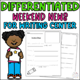 Differentiated Weekend News