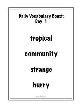 Differentiated Worksheets-Journeys Reading Series-Kindergarten Unit 3 Lesson 11