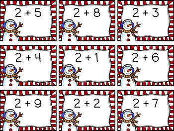 Differentiated Winter Math Activities Pack