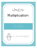 Differentiated Winter Multiplication Review