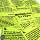 Differentiated Word Problem Task Cards: Multiplication (2 Digits by 2 Digits)