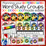 Words Their Way   Differentiate Your Word Study Groups