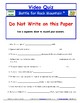 Differentiated Worksheet, Quiz, Ans - Magic School Bus - Battle Rock Mountain *