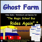 Differentiated Worksheet, Quiz Ans - Magic School Bus - Gh