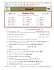 Differentiated Worksheet, Quiz, Ans for Eyewitness * - Desert