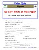 Differentiated Worksheet, Quiz, Ans for Eyewitness * - Elephant