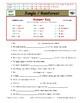 Differentiated Worksheet, Quiz, Ans for Eyewitness * - Jungle / Rainforest