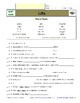 Differentiated Worksheet, Quiz, Ans for Eyewitness * - Life